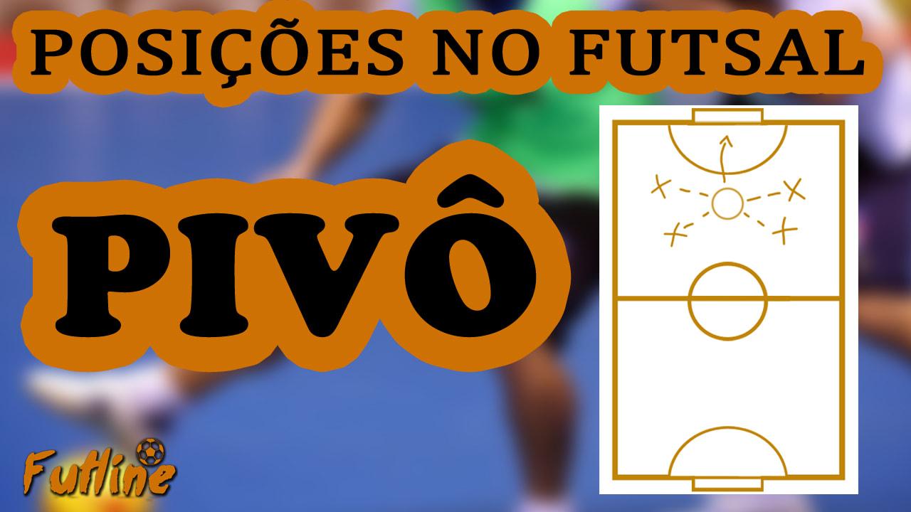 5338cc3a3f A Função do Pivô de Futsal