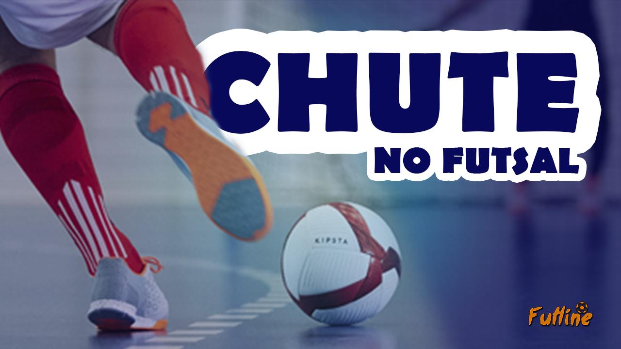 Fundamentos do Futsal - O Chute - Tudo sobre futsal c3aaede19327f